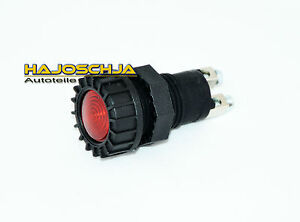 Lampen 12 Volt : Kontrolllampe rot kontrollleuchte lampe volt traktor trecker