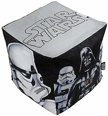 Star Wars Bean Cube Bean Bag Filled Chair Seat Bedroom