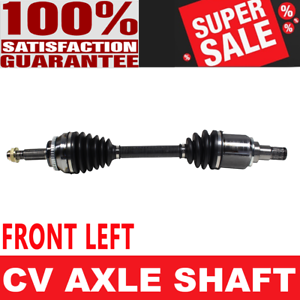 FRONT LEFT CV Axle Assembly For SCION TC 2005 2006 2007 2008 2009 2010