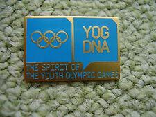 Pin Olympische Jugendspiele YOG passend zur Olympiade 2016 Rio Olympic Game IOC3