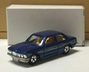Is A Bmw A Foreign Car >> Details About Vintage Rare Tomica Bmw 320i Blue Box Foreign Car Series From Japan F S