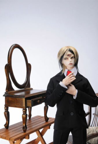 FaceUp resin figure toy 1//3 bjd fantasy doll three eyes vampire with free eyes