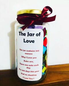 365 Jar Ideas