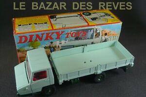 DINKY-TOYS-FRANCE-BERLIET-STRADAIR-REF-569-Boite-moteur-vert