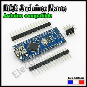 PNSNano-une-tres-bonne-carte-compatible-Arduino-Nano-a-petit-prix