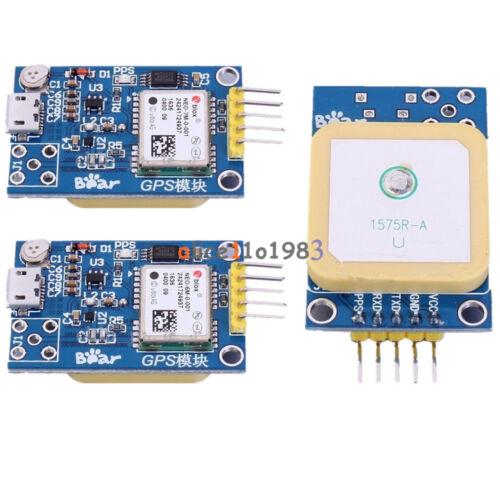 NEO-6M NEO-7M GPS Satellite Positioning Module Dev Board for Arduino STM32 C51