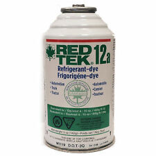 3 (6 oz) Cans - REDTEK 12a Refrigerant Replacement for R134a and R12 Substitutes