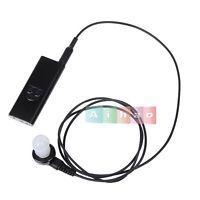 Axon E-6 Digital Hearing Aid, Rechargeable Pocket Hearing Aid Black Color
