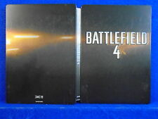 BATTLEFIELD 4 Steelbook Casing ONLY *NEW* PS2 PS3 PS4 XBOX 360 ONE