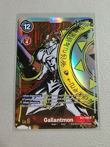 Gallantmon Alt Art | NM/M | BT2-020 SR | Digimon Card Game