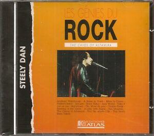 MUSIQUE-CD-LES-GENIES-DU-ROCK-EDITIONS-ATLAS-STEELY-DAN-N-55