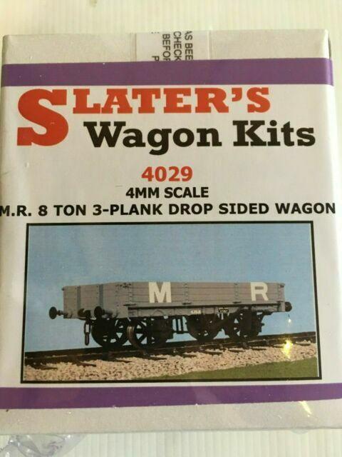 Pk 2 Ratio 570 OO Gauge LMS 9ft Underframe Kit