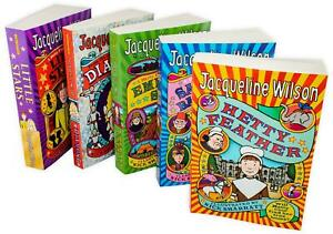 Hetty-Feather-Adventures-5-Books-Children-Set-Paperback-By-Jacqueline-Wilson