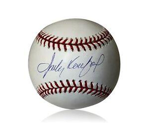 Sandy Koufax Signed Official MLB Baseball COA Steiner Autograph LA Dodgers OMLB