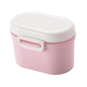 Babynahrung-Milchpulverspender Versiegelter Vorratsbehälter für Säuglingsnahrung