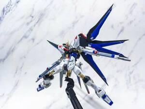 US-Vendeur-METAL-Robot-Spirits-Strike-Freedom-Gundam-non-metalliques-construire-ou-MG