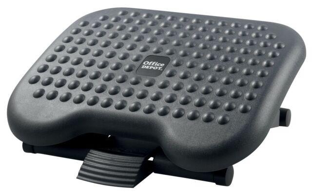 Office Depot tilt and height Adjustable Footrest 460 x 360 mm foot rest