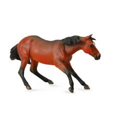 CollectA NIP Model Horse #88584 Figurine Toy Bay Quarter Horse Stallion