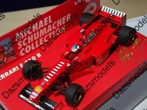 Minichamps F1 Ferrari F310b 1997 Michael Schumacher 510 974305