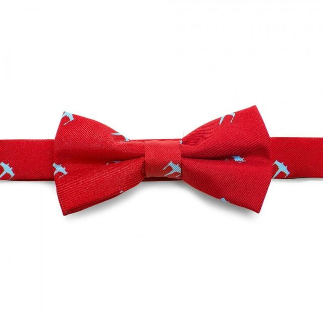 Official Star Wars Red X-Wing Boys Bow Tie Free Same Day Shipping  NIB