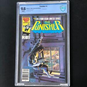 The-Punisher-4-Marvel-1986-CBCS-9-8-White-Pg-Newsstand-Jigsaw-App-Comic