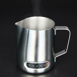 600ml-Edelstahl-Milch-Krug-Aufschaeumen-Kaffee-Latte-Creme-Milch-Werkzeug-F4X4