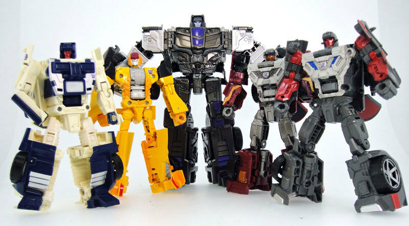 Takara Takara Takara Transformers Decepticon Stunticons Combiner Menasor UW-02 NEW 5c514f