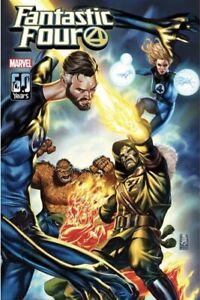 FANTASTIC FOUR #34 - THE BRIDE OF DOOM (Marvel, 2021, First Print)