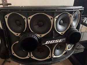 Bose Panaray 802 Series II FANTASTIC CONDITION Sound-Reinforcement Loudspeaker