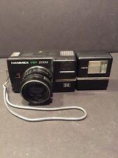 Vintage Hanimex VEF II 2 Zoom Camera 1976 ? FREE SHIPPING Japan !