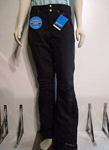 Womens-XS-S-M-L-XL-Columbia-Polar-Eclipse-Insulated-Waterproof-Ski-Snow-Pants