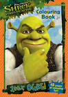 Shrek Forever After: 100% Ogre Colouring Book by DreamWorks Animation (Paperback, 2010)