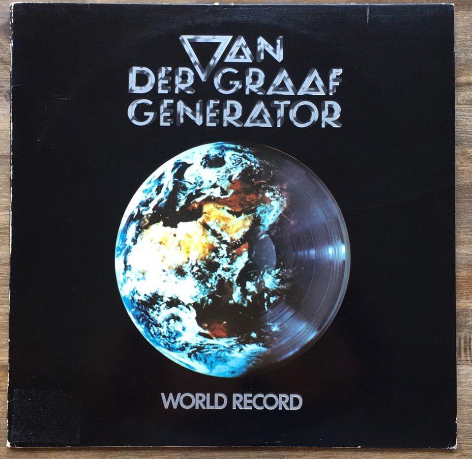 LP, Van Der Graaf Generator, World Record