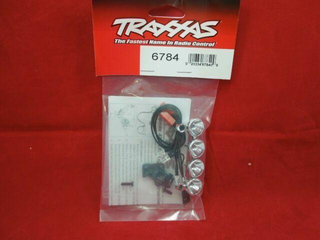 Traxxas Telluride Stampede 4X4 4X4 Front Bumper /& Mount 6735