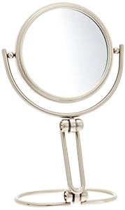 Mirror Makeup Women Magnifier Portable Jerdon Bathroom