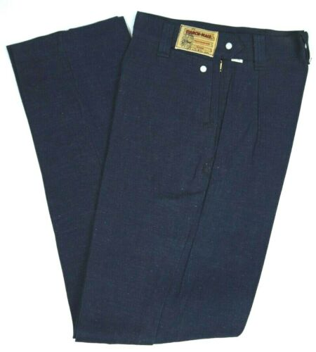 Vintage 50s 60s Ranch Maid Denim Jeans Womens 22x3