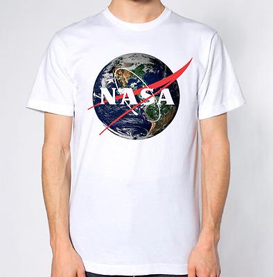 La NASA astronaute nouveau T-Shirt espace galaxie albums lune planète terre univers