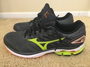 Image is loading Mizuno-Wave-Rider-20-Proto-Type-FLVR711B054-Grey- 8be4c291329be