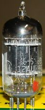 Very Strong & Balanced GL Ge 6189 Ecc82 12au7wa  Vacuum Tube 3Mica Black Plates