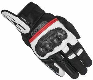Alpinestars-Rage-DS-Motorrad-Handschuh-Fb-sw-ws-rt-Gr-L-Ausstellstk-UVP109-95