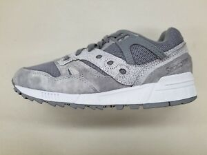 6430f6707711 SAUCONY GRID SD GARDEN DISTRICT LIGHT GREY WHITE MENS SIZE SNEAKERS ...