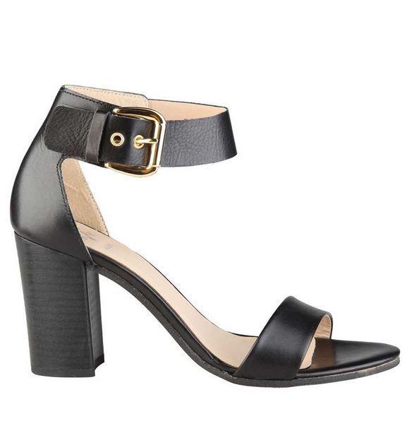 Versace V1969 MARIE Sandalette schwa Highheel Echtleder Damenschuhe Sandalette MARIE Gr 40 4de769