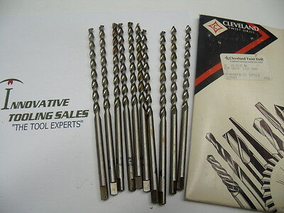 #28 .1405 Dia Taper Length HSS Drill GP Bright Chicago Latrobe Brand 1pc