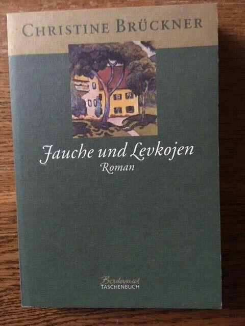 Hauche und Levkojen  Roman  Chr. Brückner Zustand gut Hobby Buch 130 2.HAND