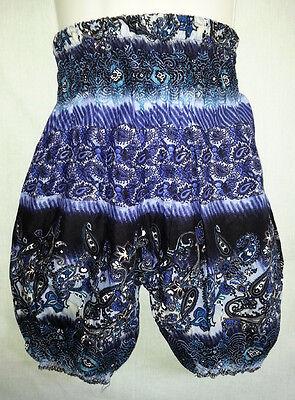 New Genie Harem Pants Trousers Child Boy Girl Kids Baby Free Size 1-3 year B14G