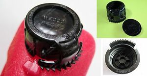 8-PCS TOTAL 4 Screw Cap Collars 84004 CR 4 Stoppers 84002 Gas Can WEDCO BRIGGS