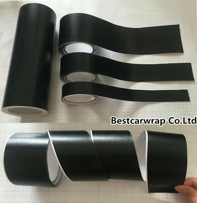 "24/""x60/"" Gray Leather Grain Furniture Cabinet Vinyl Car Wrap Sticker Decal DIY"