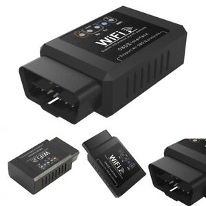 ELM327 Wifi OBD 2 OBDII Auto Car Diagnostic Scanner Scan Tool for iOS Android CW