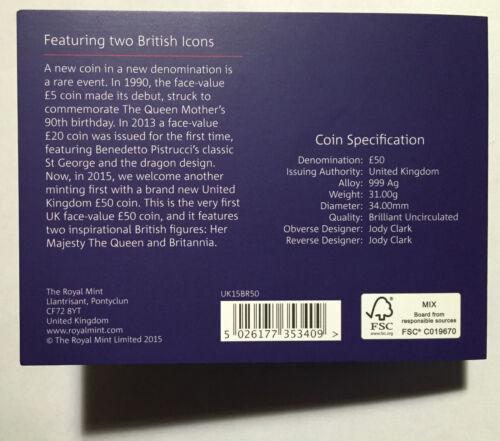 2015 UK Britannia £50 1oz 16x 2013 1//4oz GAIRSOPPA SHIPWRECK 999 Silver Coins
