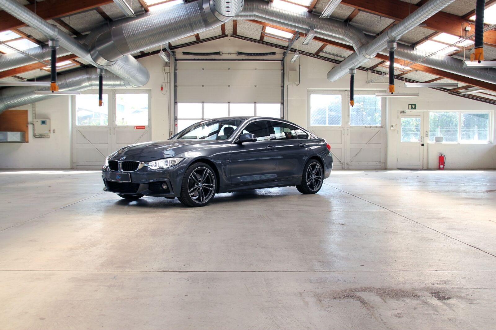 BMW 430d 3,0 Gran Coupé M-Sport xDrive aut. 5d